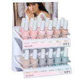 OPI GelColor Always Bare For You Display 24pc 0.5oz