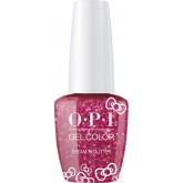 OPI GelColor Hello Kitty Dream In Glitter 0.5oz