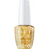 OPI GelColor Hello Kitty Glitter All The Way 0.5oz