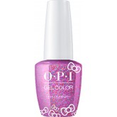 OPI GelColor Hello Kitty Let's Celebrate! 0.5oz