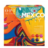 OPI GelColor Mexico City Add On Kit #2 6pk