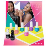 OPI GelColor Neons 2019 Display 8pc 0.5oz