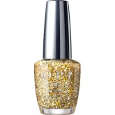 OPI Infinite Shine Nutcracker Gold Key To The Kingdom 0.5oz