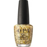 OPI Nutcracker Gold Key To The Kingdom 0.5oz
