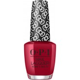 OPI Hello Kitty A Kiss On The Chic 0.5oz