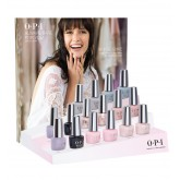 OPI Infinite Shine Always Bare For You Display 16pc 0.5oz