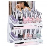 OPI Infinite Shine Always Bare For You Display 36pc 0.5oz