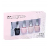OPI Infinite Shine Always Bare For You Minis 5pk