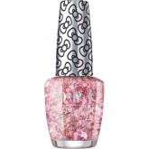 OPI Infinite Shine Hello Kitty Born To Sparkle 0.5oz