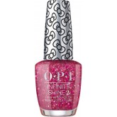 OPI Infinite Shine Hello Kitty Dream In Glitter 0.5oz
