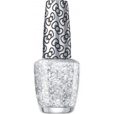 OPI Infinite Shine Hello Kitty Glitter To My Heart 0.5oz