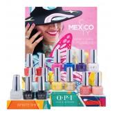 OPI Infinite Shine Mexico City Display 16pc 0.5oz