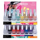 OPI Infinite Shine Mexico City Display 48pc 0.5oz