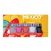 OPI Infinite Shine Mexico City Minis 5pk
