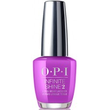 OPI Infinite Shine Neons Positive Vibes Only 0.5oz