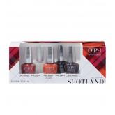 OPI Infinite Shine Scotland Minis 5pk