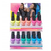 OPI Neons 2019 Display 36pc 0.5oz