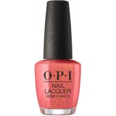 OPI Mexico City Mural Mural On The Wall 0.5oz