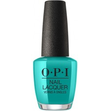 OPI Neons Dance Party Teal Dawn 0.5oz