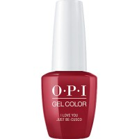 OPI GelColor I Love You Just Be-Cusco 0.5oz