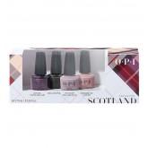 OPI Scotland Minis 4pk