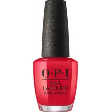OPI Red Heads Ahead 0.5oz