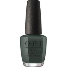 OPI Things I've Seen In Aber-green 0.5oz