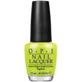 OPI Neons - Life Gave Me Lemons 0.5oz