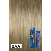 Iso Color 9aa Very Light Ash Blonde
