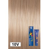 Iso Color 10v Extra Light Violet Blonde