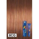 Iso Color 8cg Medium Copper Gold Blonde