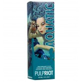 Pulp Riot Semi-Permanent Color Aquatic Teal 4oz