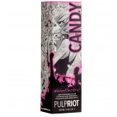 Pulp Riot Semi-Permanent Color Candy Neon Pink 4oz