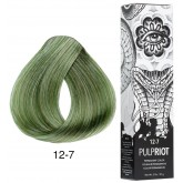 Pulp Riot FACTION8 Permanent Color 12-7 Interstellar Light Green 2oz