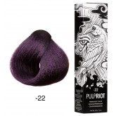 Pulp Riot FACTION8 Permanent Color -22 Booster 2oz