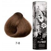 Pulp Riot FACTION8 Permanent Color Brown 7-8 2oz