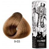 Pulp Riot FACTION8 Permanent Color Natural Gold 9-03 2oz