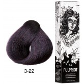 Pulp Riot FACTION8 Permanent Color Violet Violet 3-22 2oz