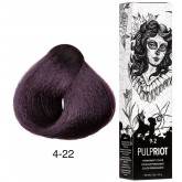 Pulp Riot FACTION8 Permanent Color 4-22 Violet Violet 2oz