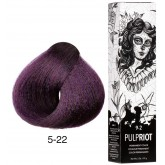Pulp Riot FACTION8 Permanent Color Violet Violet 5-22 2oz