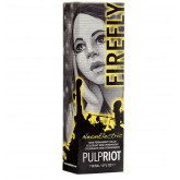 Pulp Riot Semi-Permanent Color Firefly Neon Yellow 4oz