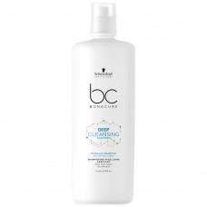BC Bonacure Deep Cleansing Micellar Shampoo 33.8oz