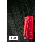 Igora Royal 1-0 Black 2oz