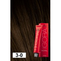 Igora Royal 3-0 Darkest Brown (n-2) 2oz