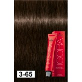 Igora Royal 3-65 Dark Brown Aubum Gold 2oz