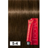 Igora Royal 5-4 Medium Beige Brown (be-4) 2oz