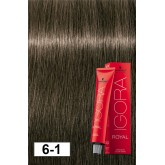 Igora Royal 6-1 Light Ash Brown (c-5) 2oz