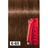Igora Royal 6-65 Light Warm Brown (w-5) 2oz