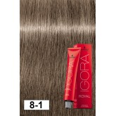 Igora Royal 8-1 Medium Ash Blonde (c-7) 2oz
