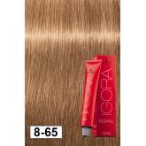 Igora Royal 8-65 Medium Warm Blonde 2oz